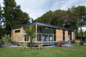 Prefabricated Eco Home